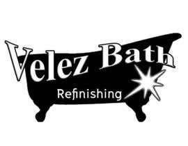 #11 cho Design a Logo for Velez Bath Refinishing bởi bitzcom