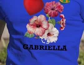 #16 for 2 T-Shirt Designs - LG T-Shirt and Gabby T-shirt by Adaito