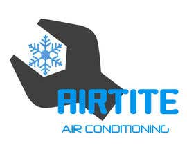 #3 for Design a Logo for Airtite Air Conditioning af shwetharamnath