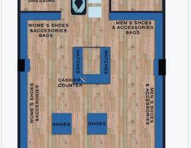 nº 15 pour To Make A store layout by Autocad par SpaceLifeAD