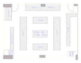 nº 6 pour To Make A store layout by Autocad par endeperdian
