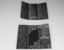nº 38 pour Design a menu par luiskabes