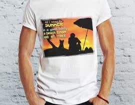 nº 15 pour Design a T-Shirt par mycreativeworld1