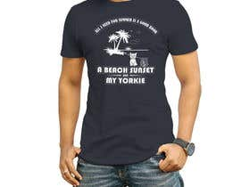 nº 28 pour Design a T-Shirt par funnydesigner