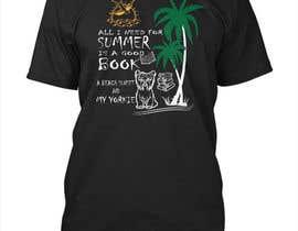 nº 37 pour Design a T-Shirt par funnydesigner