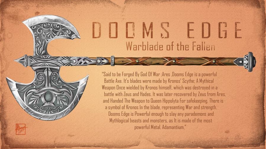 Kilpailutyö #                                        68                                      kilpailussa                                         Design a New Weapon for Wonder Woman