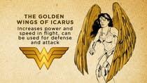 Illustration Kilpailutyö #78 kilpailuun Design a New Weapon for Wonder Woman