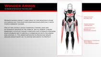 Illustration Kilpailutyö #179 kilpailuun Design a New Weapon for Wonder Woman