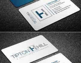 nº 153 pour Design a Business Card and other stationary items. par BikashBapon