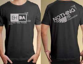 nº 104 pour Concevez un T-Shirt par pherval