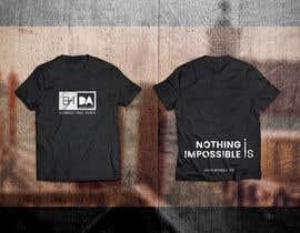 nº 47 pour Concevez un T-Shirt par laurentiufilon