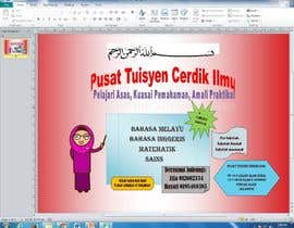 #16 for Design a Banner Pusat Tuisyen Cerdik Ilmu by norsafwanah