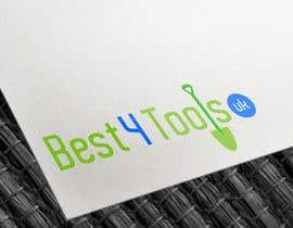 nº 66 pour Logo Design for Best 4 Tools par AlphabetDesigner