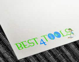#68 for Logo Design for Best 4 Tools by AlphabetDesigner