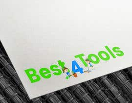 #70 for Logo Design for Best 4 Tools by AlphabetDesigner