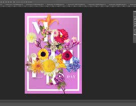 nº 66 pour Develop 16 new FLOWER MAGIC Greeting cards for Mother's Day/birthday par CLARUCA