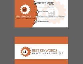 nº 35 pour Business Card Design par prosonjit07