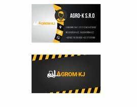 nº 10 pour Create a logo design,  bussines card, corporate letterhead A4 a folder containing marketing par baharuddin21