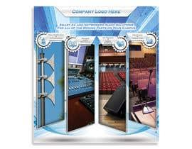 nº 25 pour Trade show display background par ApegenStudios
