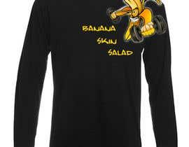 nº 10 pour Logo design for: 'Banana-skin Salad' par ethylp2