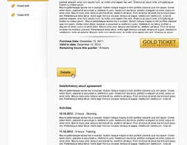 #38 para Website Design for Impleo - serviceagreements por MishAMan