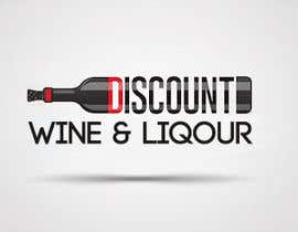 nº 13 pour Discount liquor par hugobarroso