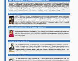 nº 1 pour Graphic education materials. Make READING come ALIVE par lpfacun