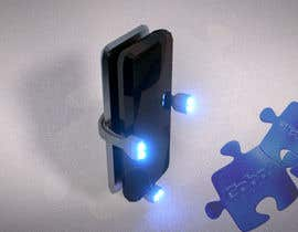 nº 3 pour 3D Modelling of portable backup battery for Smartphones par Cobot