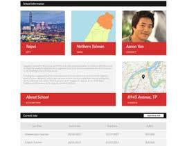nº 14 pour Design a Website Mockup par dilshanzoysa