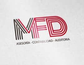 nº 31 pour Diseño de logotipo anagrama de las palabras MDF par afo5888de786c67c