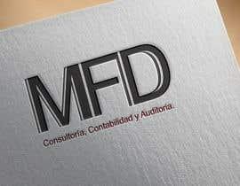 nº 61 pour Diseño de logotipo anagrama de las palabras MDF par GREGORIOO5