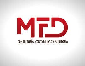 nº 50 pour Diseño de logotipo anagrama de las palabras MDF par moivillalobos
