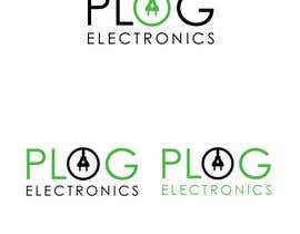 nº 40 pour logo design for a electronics shop par asmnayeem