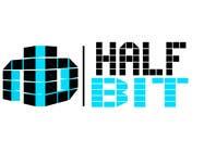Graphic Design Конкурсная работа №574 для Logo Design for HalfBit