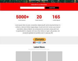 nº 12 pour Build a Website par pixelinteract