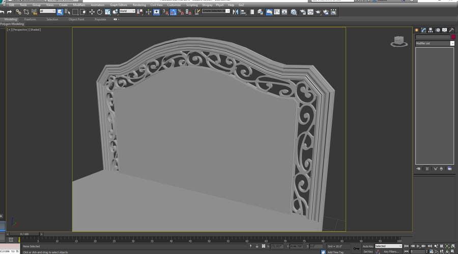 Proposition n°1 du concours BEST 3D Modeling - $20,000 Project