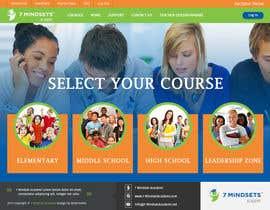 nº 10 pour Redesign Website Homepage and Make it Modern par bddesign9