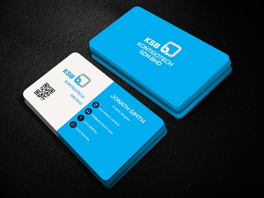Proposition n°108 du concours Design some Business Cards