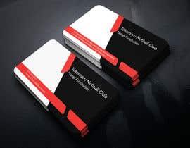nº 111 pour Design some Business Cards par durlavbala