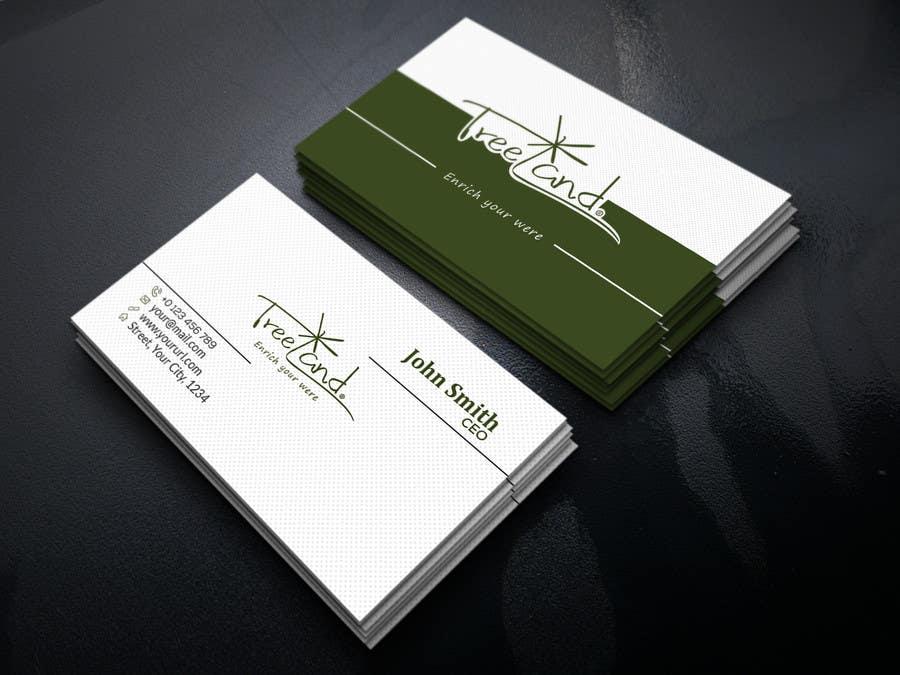Proposition n°90 du concours Design some Business Cards