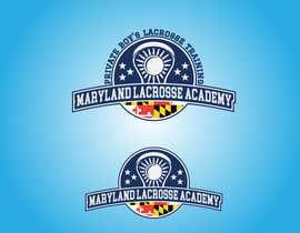 nº 14 pour Design a logo for Maryland Lacrosse Academy par Plastmass