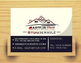 nº 23 pour Building service company logo par ikanovic71