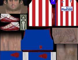 nº 2 pour Create 32 texture files for football kits (PNG) par MadArtz11