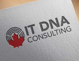 nº 125 pour Company Logo Design for company named  IT DNA Consulting par itsvikz13