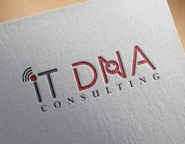 nº 116 pour Company Logo Design for company named  IT DNA Consulting par astradesigns22