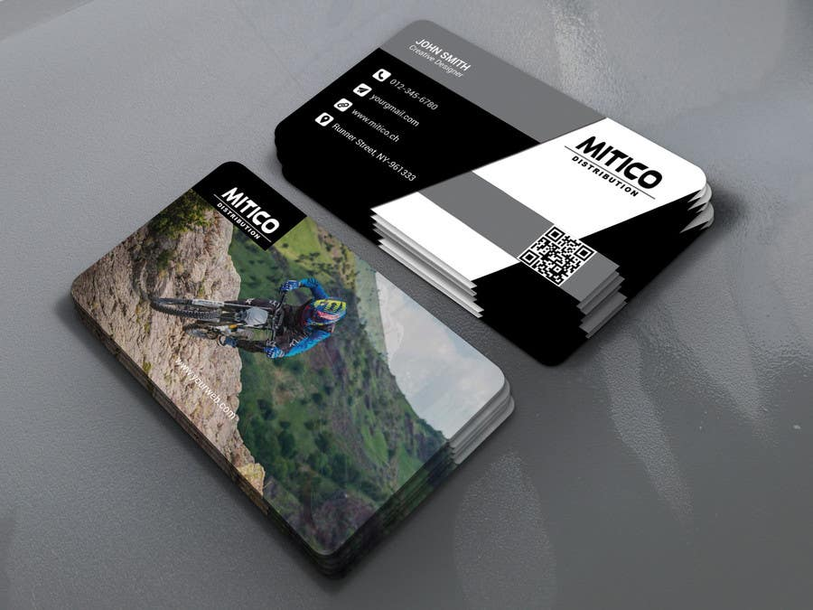 Proposition n°13 du concours Design some Business Cards for Mitico