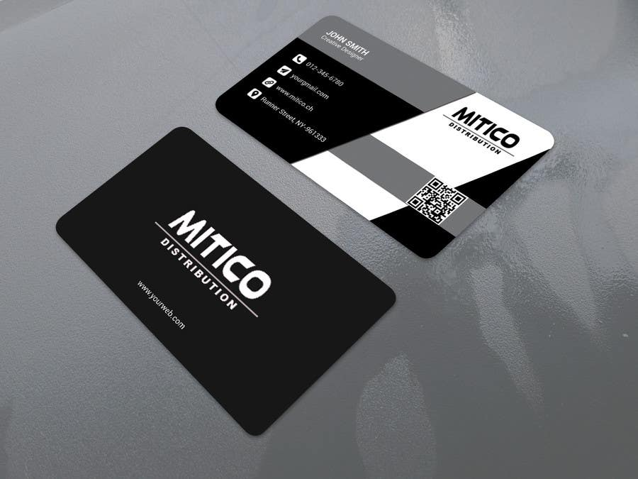 Proposition n°39 du concours Design some Business Cards for Mitico