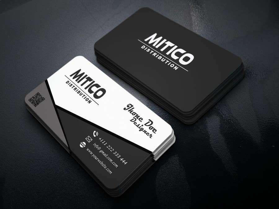 Proposition n°24 du concours Design some Business Cards for Mitico