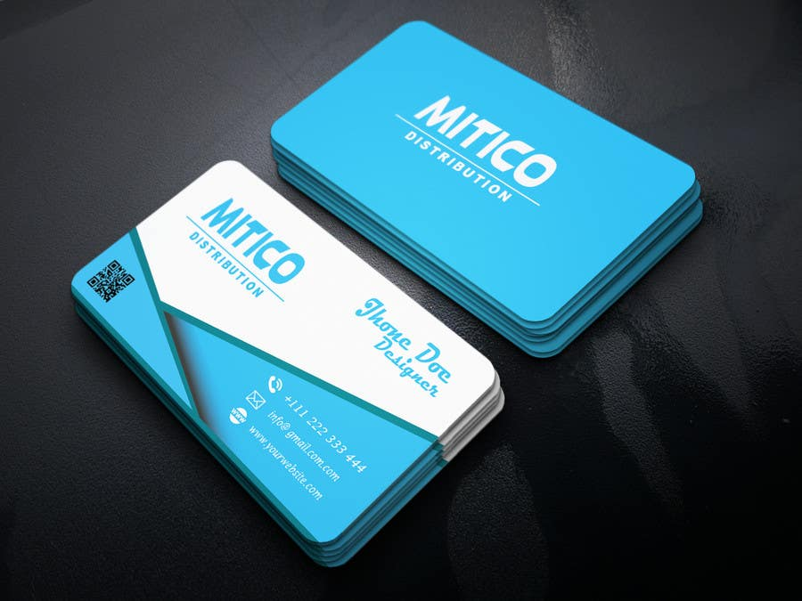 Proposition n°41 du concours Design some Business Cards for Mitico