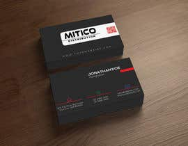 nº 66 pour Design some Business Cards for Mitico par ajoykumer